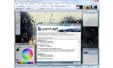 Программа для заполнения портфолио - Paint.NET