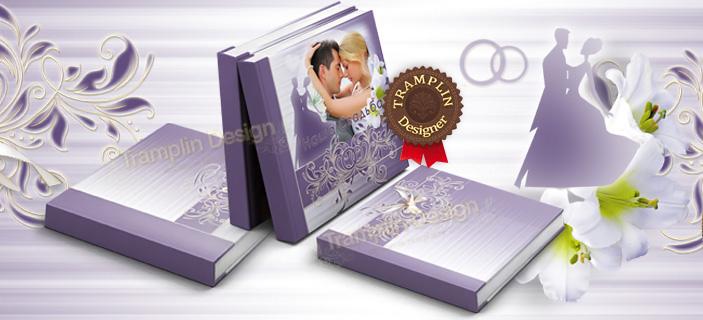 Свадебный Фотоальбом — Родилась Ваша любовь