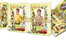 Выпускной альбом в детский сад Веселые мультяшки