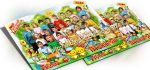 Коллаж детский сад для группового фото «Птенчики»